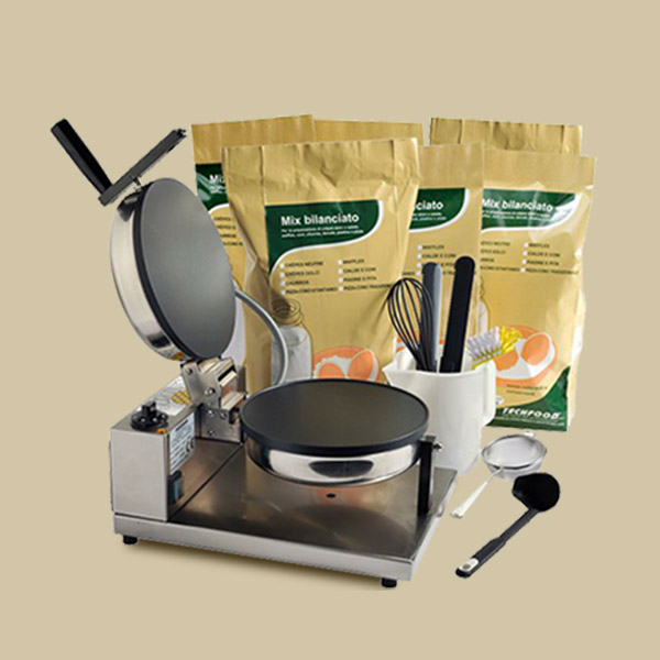 Equipment Crepes